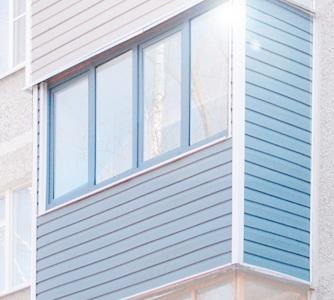 Балкон №1