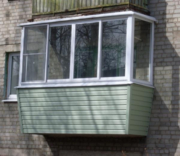 Балкон №2